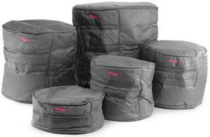 12T13T14S16F22B Drum Bags Set