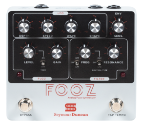 Fooz Analog Fuzz Synth Pedal