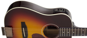 Traveler Guitars AG-450EQ Acoustic w/EQ Sunburst