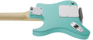 Traveler Guitars Travelcaster Deluxe Surf Green