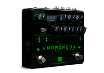 Andromeda Digital Delay Pedal