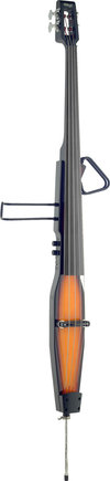 Electric Double Bass-Vio.Brown