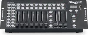Eu 10-Chan Dmx Light Controler