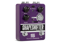 Shape Shifter Tremolo Pedal