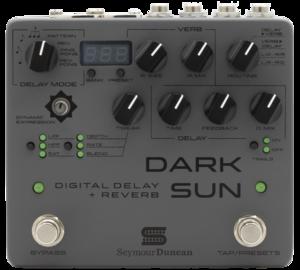 Dark Sun Delay-Reverb Marc Holcomb
