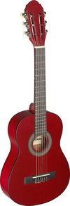 1/4 Linden Classic Guitar/Red