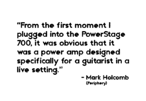 PowerStage 700 Seymour Duncan