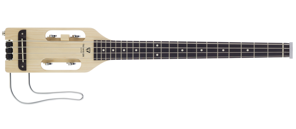Traveler Guitars Ultra Light Bass Nat Ilt Group Ab