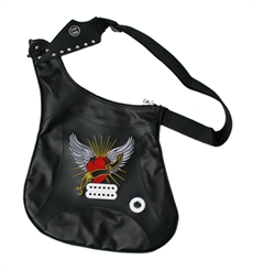 Rock Demon Rock Bag Red Heart