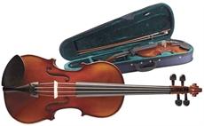 1/2 Violin & Standard Softcase